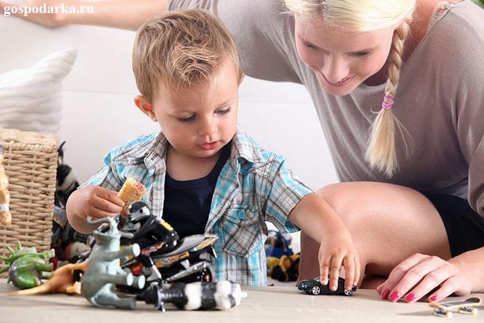 Опасные игрушки: советы родителям