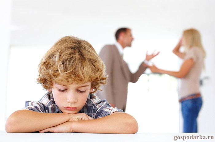 Развод родителей и маленький ребёнок: маме на заметку