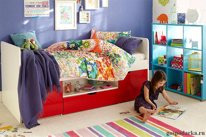 оригинальная-детская-комната