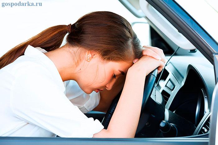 Как избавиться от стресса, находясь в пробке?