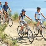 Семейный фитнес: 5 способов укрепить здоровье
