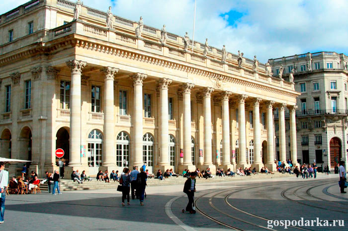 Бордо---Франция