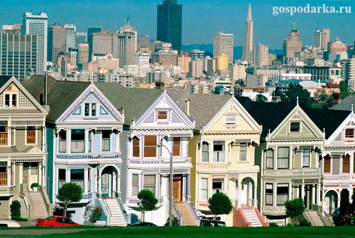 Сан-Франциско---США