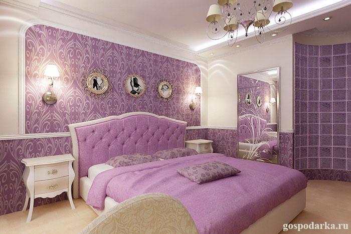 фиолетовое-вдохновение