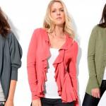 Кардиганы – стильные изюминки вашего гардероба