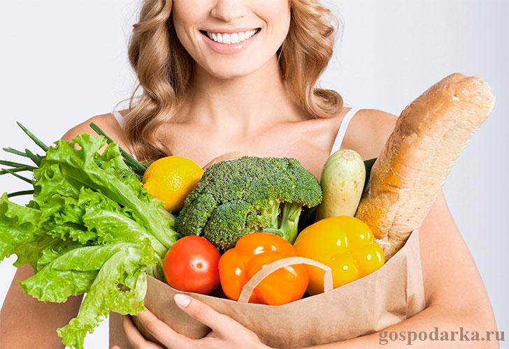 здоровая-еда
