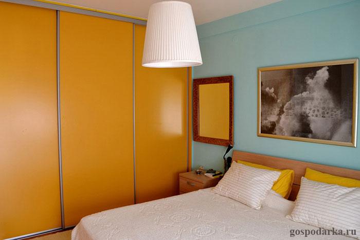 желтая-спальня