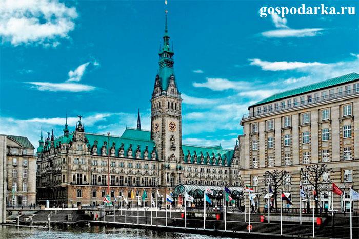 Поездка в Гамбург – однодневное путешествие по старой Европе
