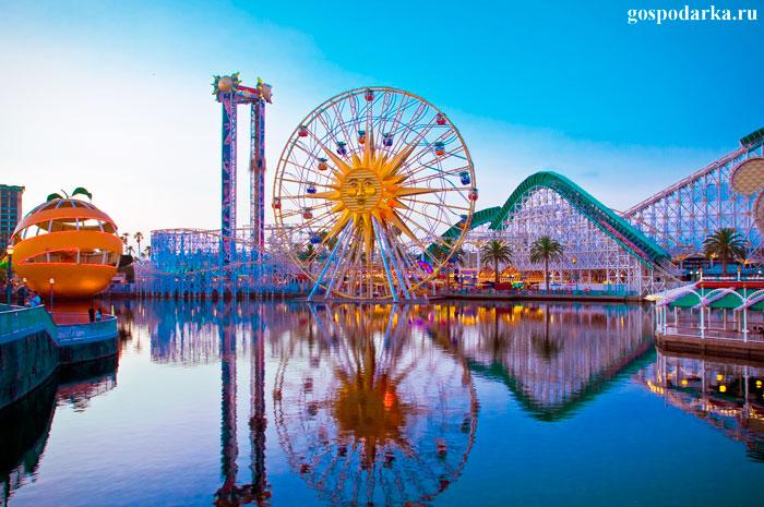 Disneyland-в-Калифорнии
