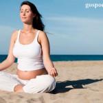 Как справиться со стрессом во время беременности?