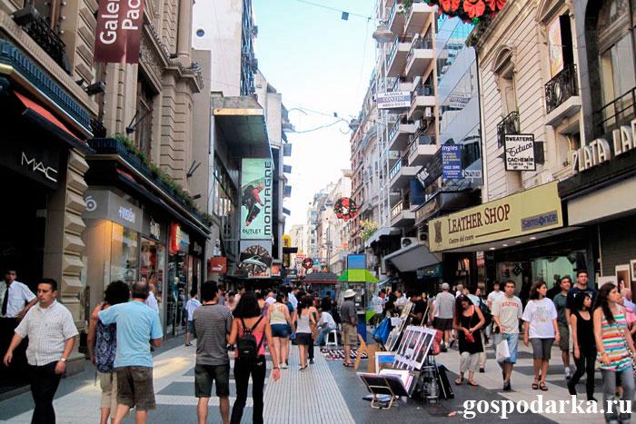 шоппинг-в-Буэнос-Айресе