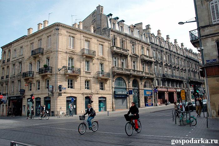 улицы-Бордо