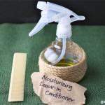 Как сделать кондиционер для волос в домашних условиях?
