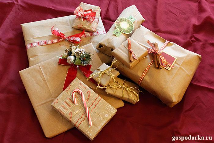 новогодние-подарки