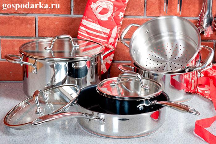 Совершенная посуда для кухни