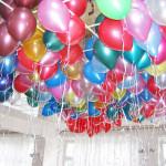 Как украсить детский праздник воздушными шарами?