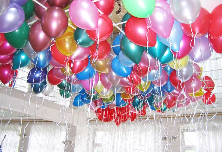 Как правильно выбрать воздушные шары для мероприятия