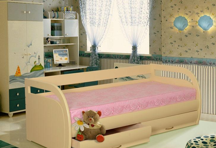 спальня ребенка