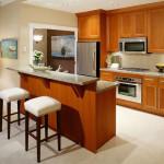 Барная стойка на кухне: каприз или необходимость?