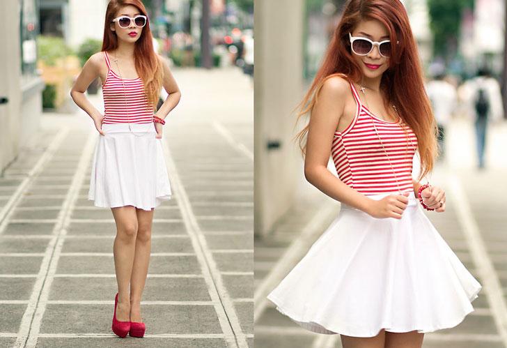 девушка-в-белой-юбке-солнце