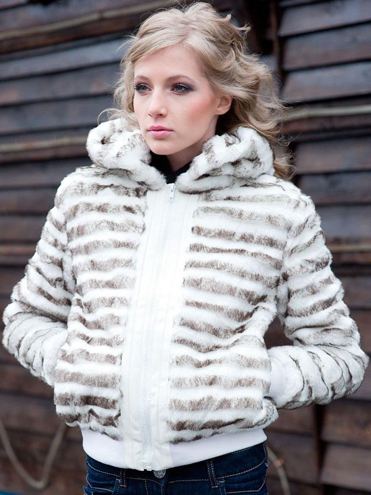 меховая-куртка