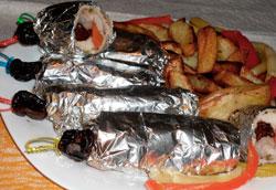 Мясное «Эскимо» - кулинарный эксклюзив!