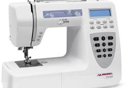 Почему хозяйки предпочитают швейные машинки Aurora?