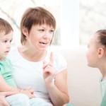 4 распространенные ошибки воспитания детей