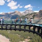 Glacier Skywalk – развлечение для смелых!