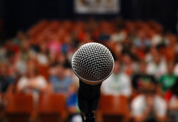 Как избавиться от страха публичных выступлений?