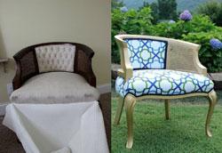 7 примеров самостоятельного обновления старой мебели