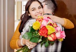 Как выбрать букет цветов для первого свидания с девушкой?