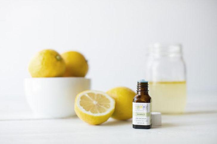 Как сделать эфирное масло лимона своими руками