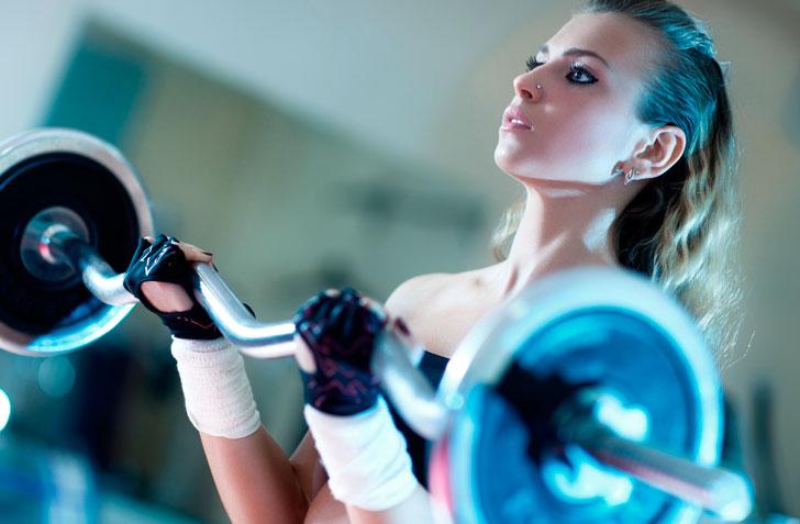 как избавиться от крепатуры после фитнеса