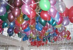 Что можно сделать с использованными надувными шарами?