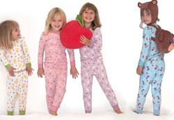 Как организовать пижамную вечеринку для 4-летних малышей?