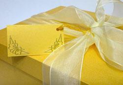 Как сделать большую подарочную коробку?