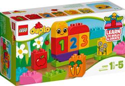 Веселье с Lego Duplo