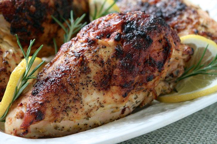 куриное филе из духовки