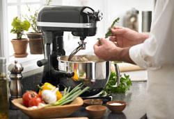 Из чего состоит кухонный комбайн?