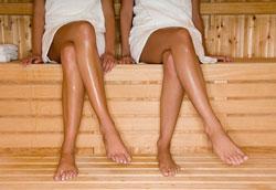 Как правильно париться в бане или сауне?