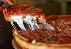 4 самых популярных пиццы в Америке