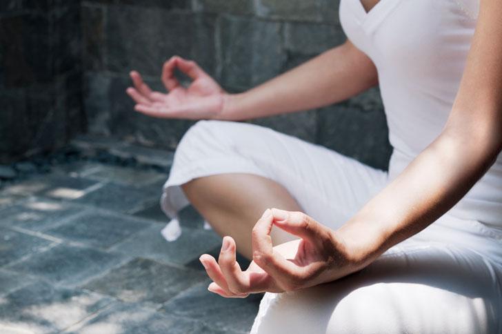 омолаживающая медитация