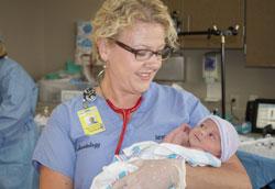 Кто такие неонатальные медсёстры?