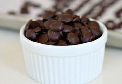 Как сделать шоколадные капли в домашних условиях?