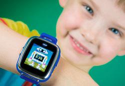 5 лучших детских умных часов
