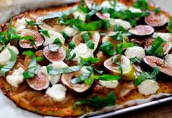 Как сделать пиццу из цветной капусты без муки?