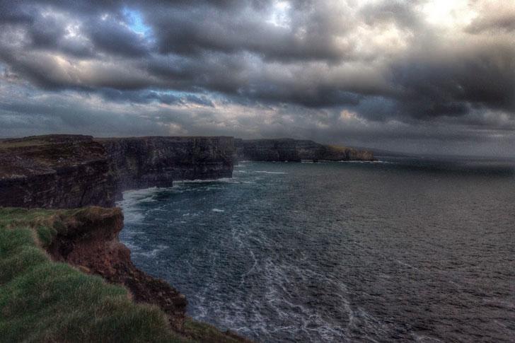 ирландский Ноябрь