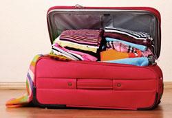 11 вещей, которые не следует брать с собой в путешествие