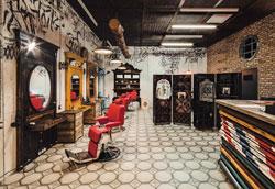Как украсить парикмахерскую?
